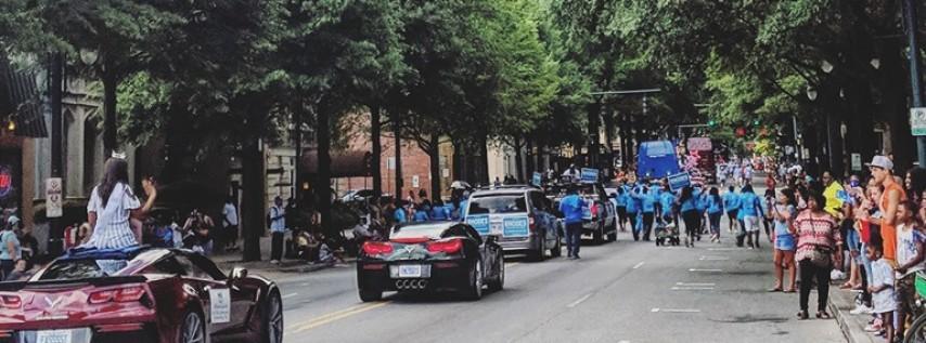 2019 Charlotte Labor Day Parade