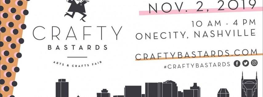 Crafty Bastards Arts & Crafts Fair Nashville