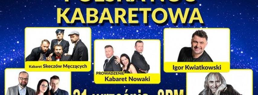 Polska Noc Kabaretowa 2019 – Humor Świata - Chicago