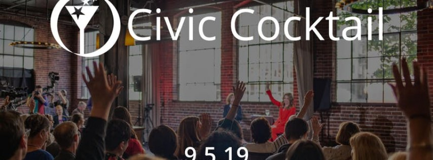 Civic Cocktail: Combating White Supremacy + The Art of Racing in the Rain