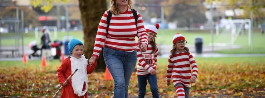 2019 Where's Waldo 5k