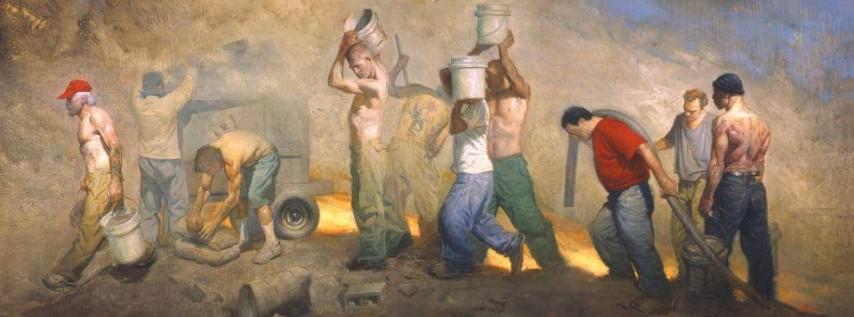 Scrapper & Skelton: Labor Day Blues