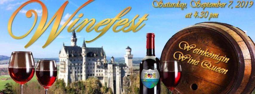 German Weinfest