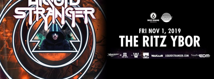 Liquid Stranger - #Pound Fridays at The RITZ Ybor
