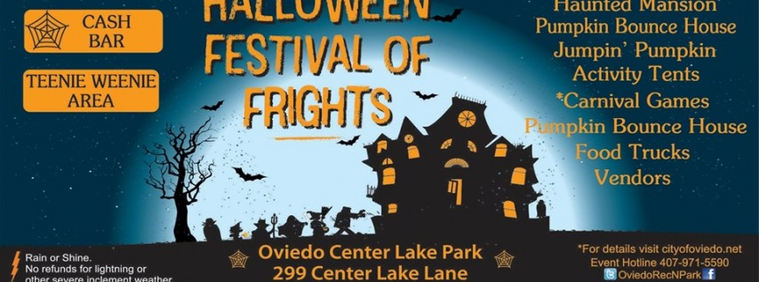 Halloween Festival Of Frights