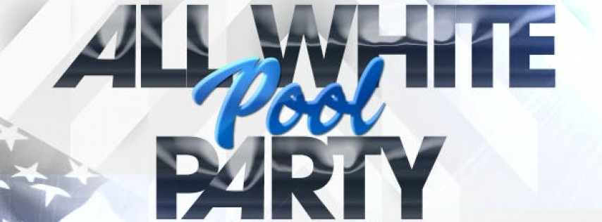 Labor Day Weekend All White Pool Party