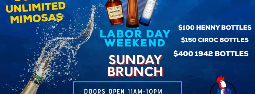 Labor Day Weekend Sunday Brunch South Beach