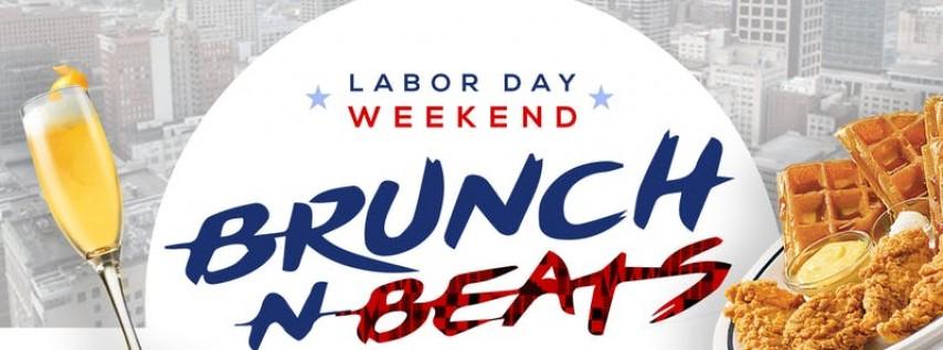 Brunch N Beats | Labor Day Weekend | Afrobeats • Reggae & More
