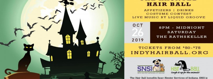 The 2019 Haunted Hair Ball