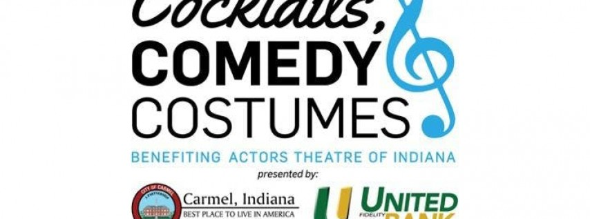 Cocktails, Comedy and Costumes