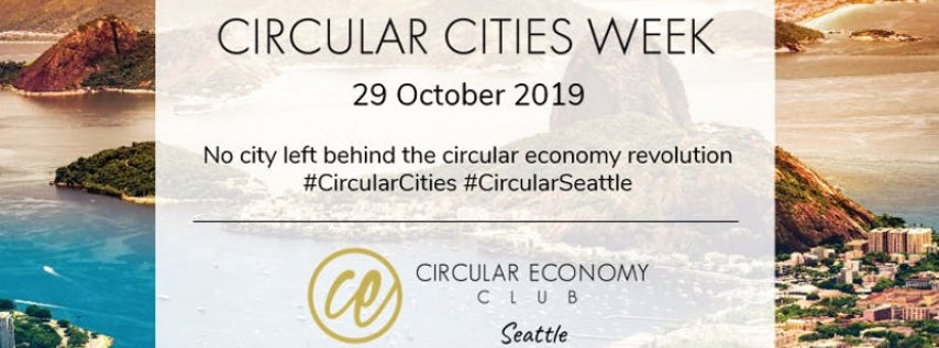 Circular Cities Day Seattle