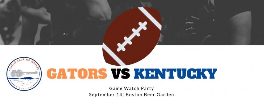 Florida vs. Kentucky Game Watch