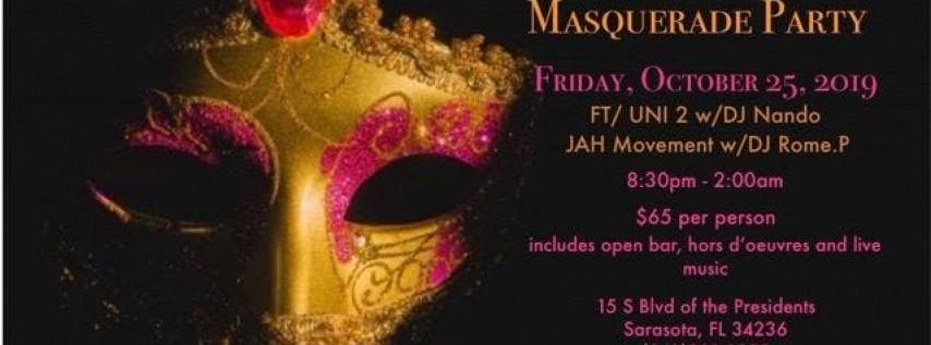 The Venue's Masquerade Party