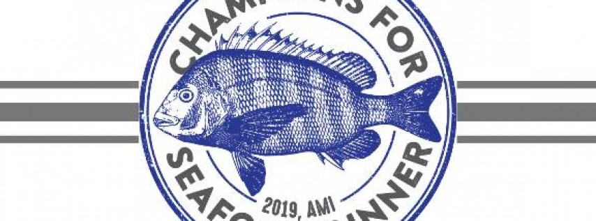 Inaugural Champions for Seafood Dinner