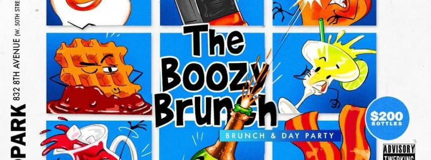 The Boozy Brunch - Bottomless Brunch & Day Party - Labor Day Weekend Edition