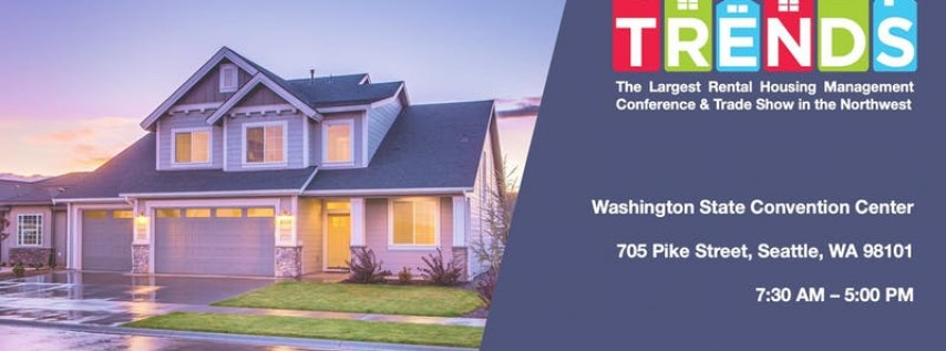 2019 TRENDS Rental Housing Management Conference & Trade Show