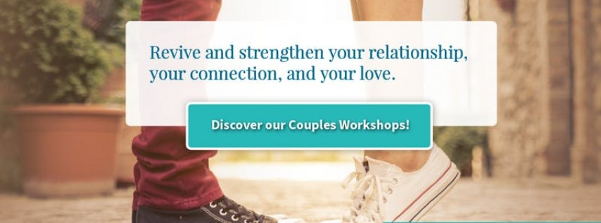 Hold Me Tight Seattle: Weekend Couples Workshop - September 28-29, 2019