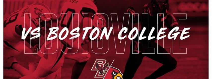 Louisville Cardinals Football vs. Clemson University Tigers Football