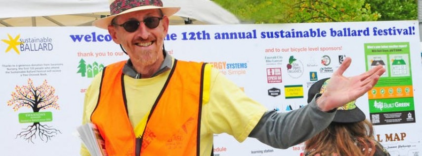 Sustainable Ballard Festival - Raffle and/or Membership
