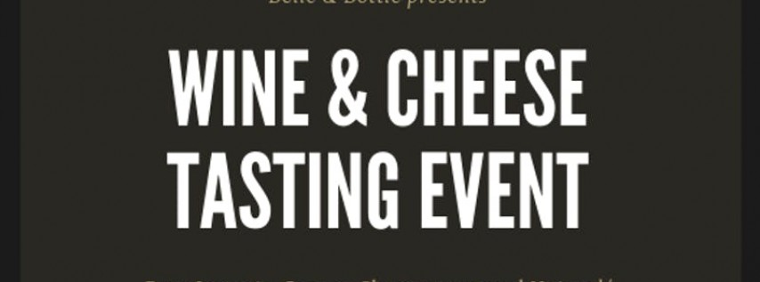 Wine & Cheese - Rare Imports Tasting