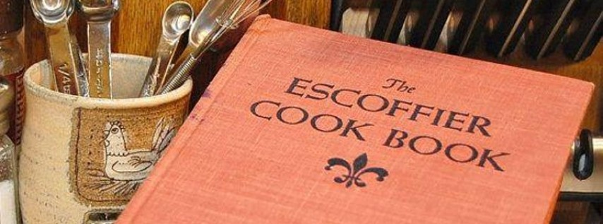 Cook The Book: Escoffier