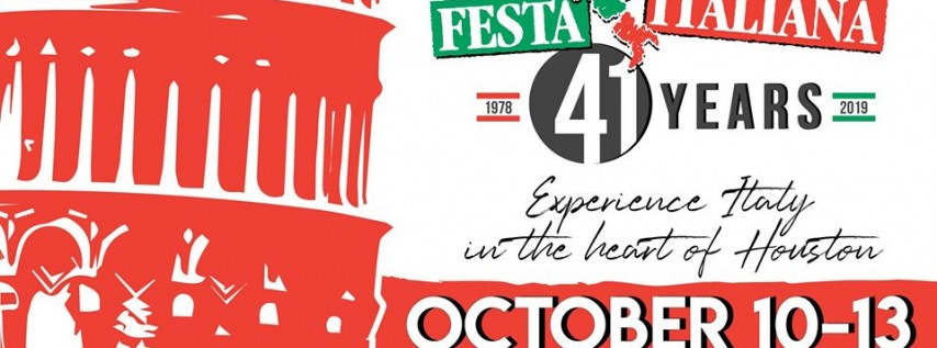 41st Houston Italian Festival