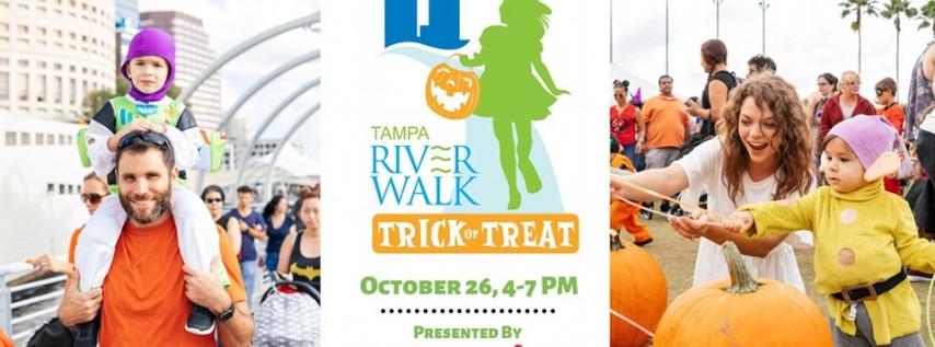 Tampa Riverwalk Trick or Treat 2019