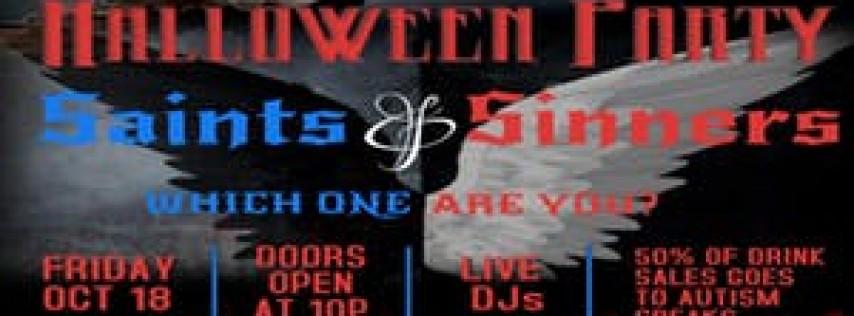 Saints & Sinners Halloween Party