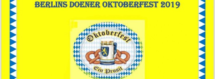 Oktoberfest 2019 at Berlins Doener
