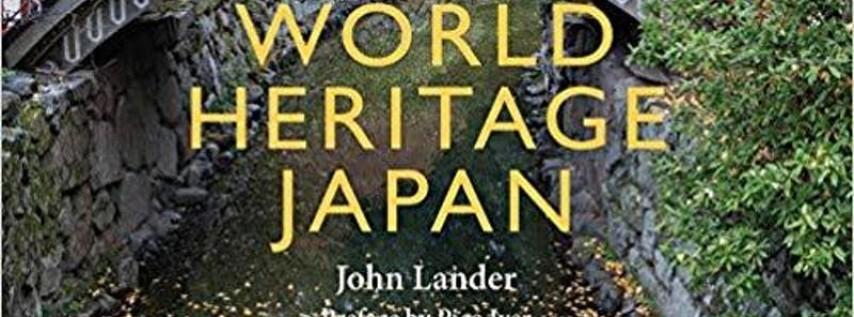 USA Book Launch World Heritage Japan, Kinokuniya Seattle