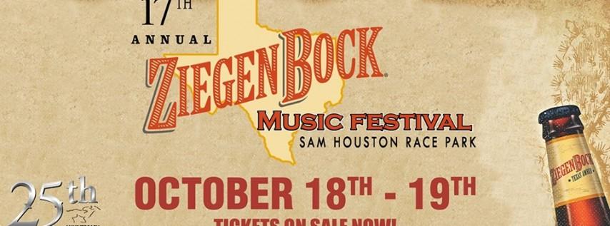 17th Annual ZiegenBock Music Festival