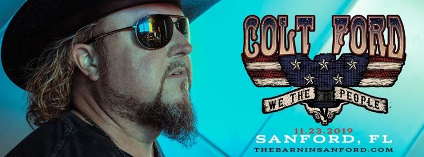 Colt Ford Concert | The Barn Sanford