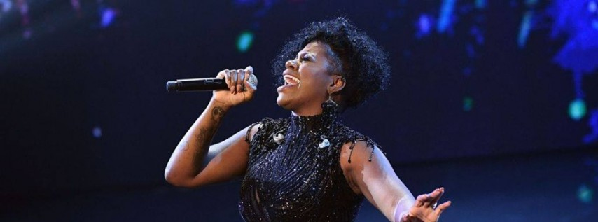 Fantasia with Robin Thicke live in Tampa
