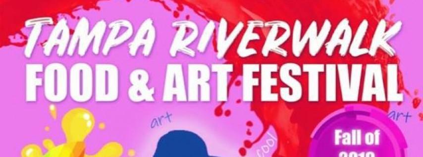 Tampa Riverwalk Fall Food + Art Festival