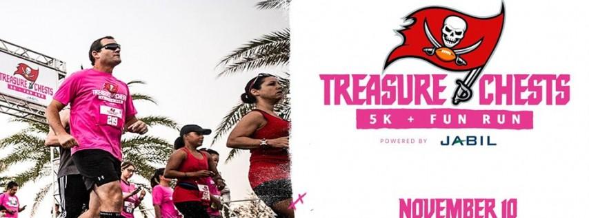 Treasure Chests 5K + Fun Run