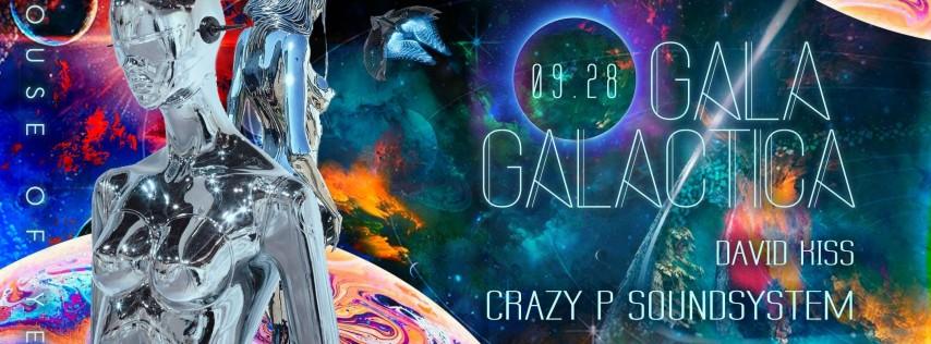 Gala Galactica with Crazy P Soundsystem