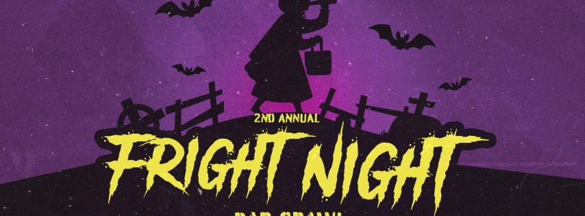 2nd Annual Fright Night Bar Crawl in Downtown Orlando