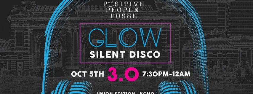 Glow Silent Disco 3.0 at Union Station