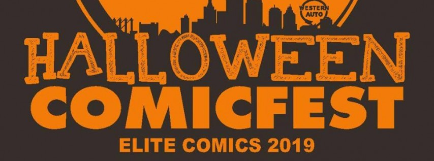 Elite Comics Halloween ComicFest 2019