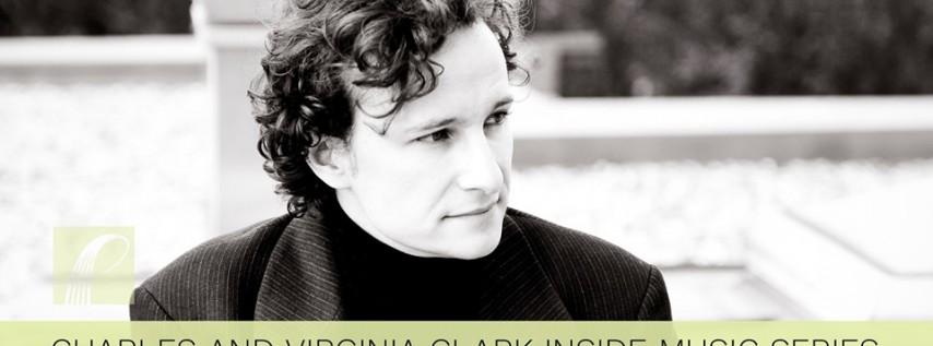 Inside Music Series: Martin Helmchen, piano