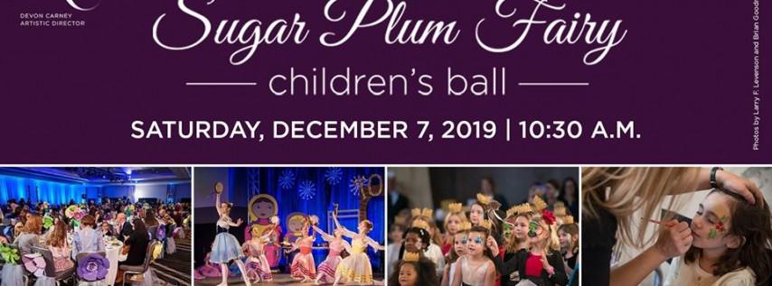 Sugar Plum Fairy Children's Ball