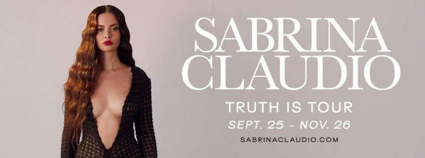 Sabrina Claudio - Truth Is Tour • Tampa, FL