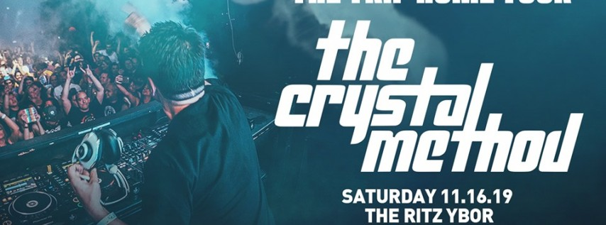 The Crystal Method – The Trip Home Tour – Tampa, FL