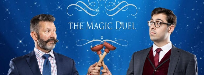 10/26 11PM The Magic Duel Comedy Show at The Mayflower Hotel