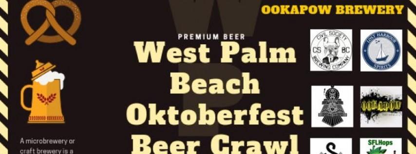 West Palm Beach Oktoberfest Beer Crawl
