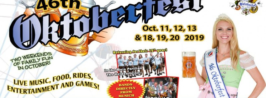 46th Oktoberfest of the Palm Beaches 2019