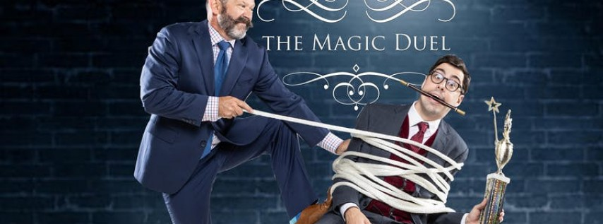 11/23/19 5PM Magic Duel Comedy Show at The Mayflower Hotel