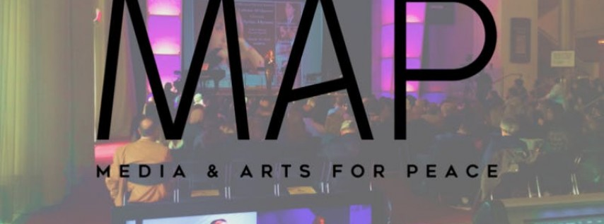 Media and Arts for Peace (MAP) Crowdfunding Launch Party
