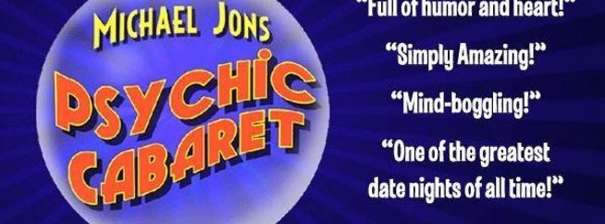 Michael Jons' Psychic Cabaret at The Beacon Hotel - September 22, 2019 at 5...