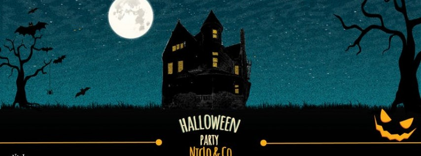 2nd Annual Halloween Happy Hour and Cutthroat Mafia Extravaganza
